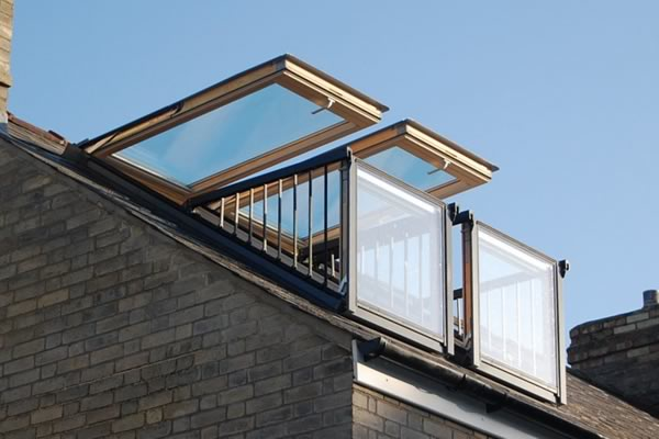 Previous work edgar farrell construction cambridge for Velux balcone