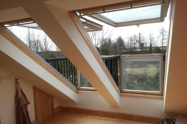 Loft Conversions And Roofing Projects Edgar Farrell
